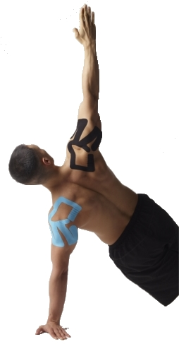SpiderTech Precut Kinesiology Tape