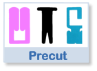 Precut Kinesiology Tape