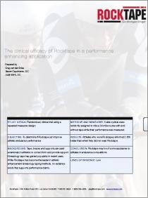 RockTape Performance Enhancement Study