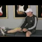 How to Cut and Apply a Fan Strip of Kinesiology Tape