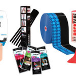 Types of Kinesiology Tape